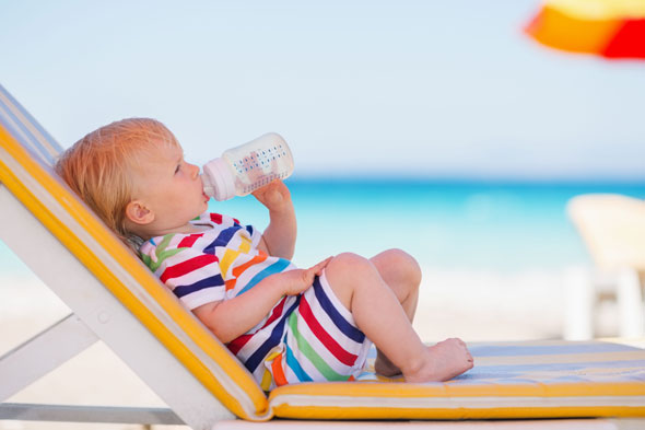 Keeping Your Baby Cool and Cute in the Summer