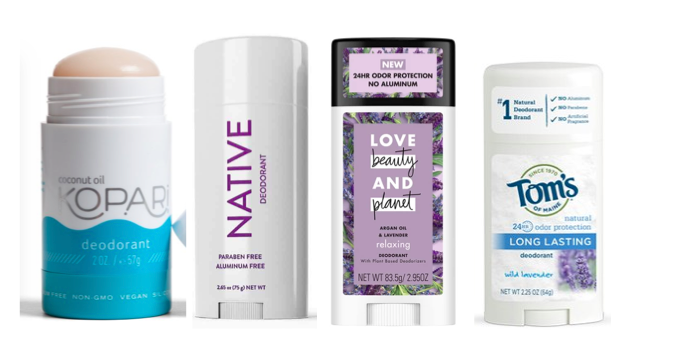 Aluminum-Free Deodorants That Really Work